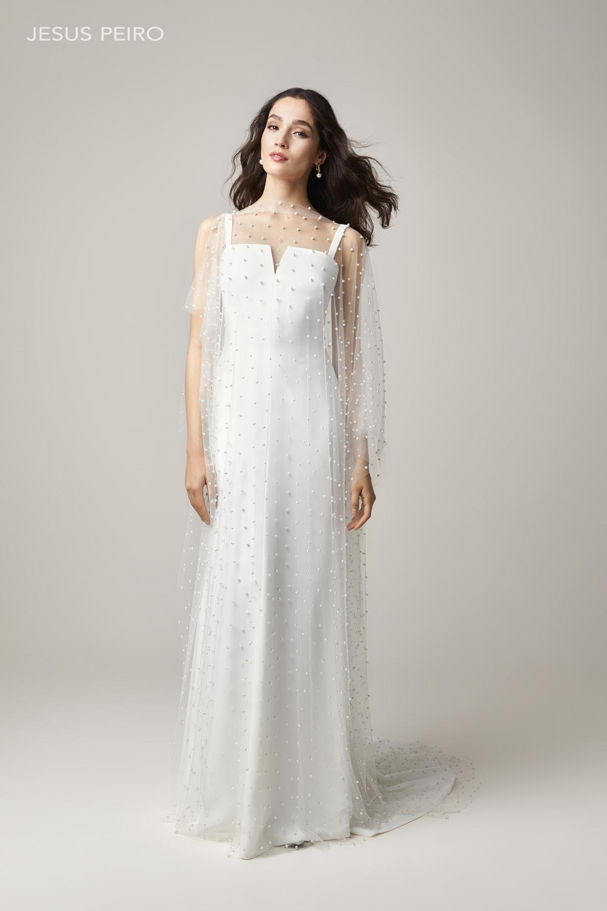 Vestido novia Jesús Peiró Ref.2264