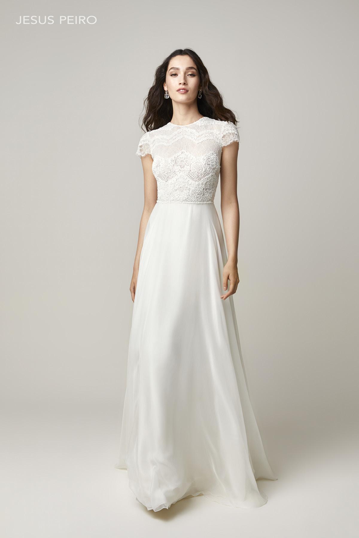 Vestido novia Jesús Peiró Ref.2267